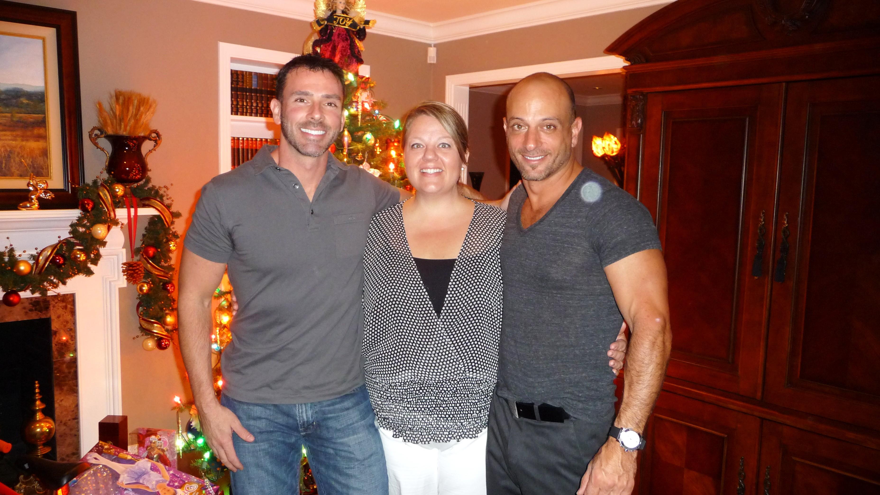 Chris, April & Nico
