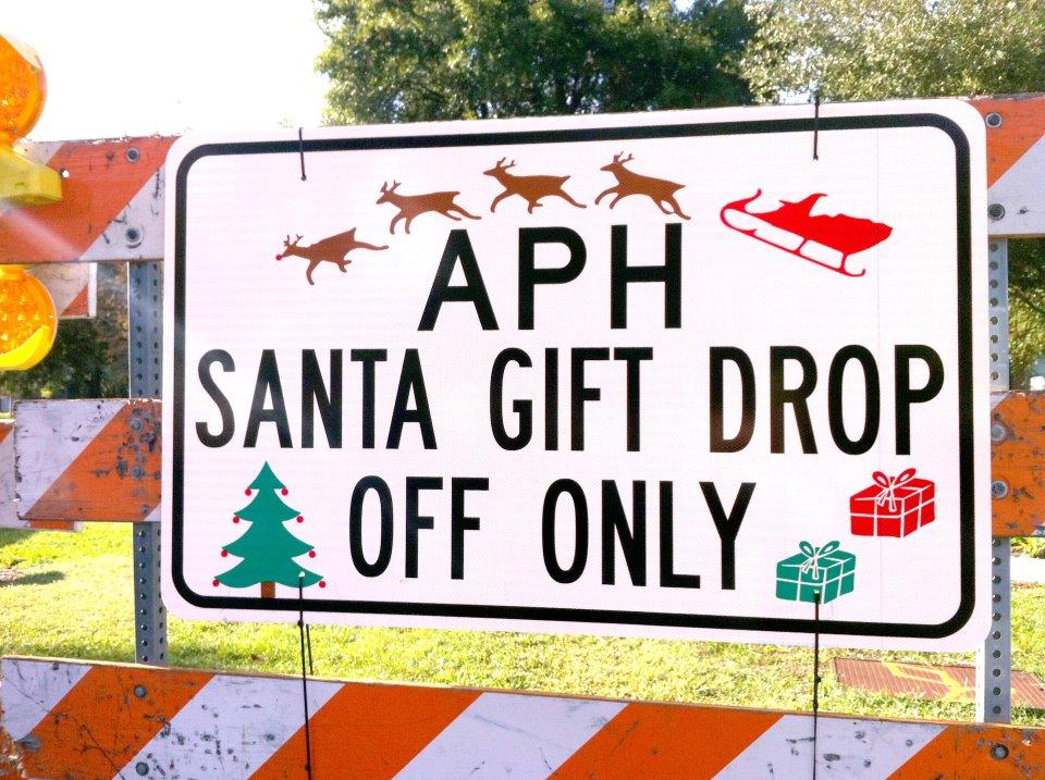 Gift Drop Off at Arnold Palmer Hospital