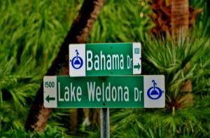 Bahama & Lake Weldona Drive