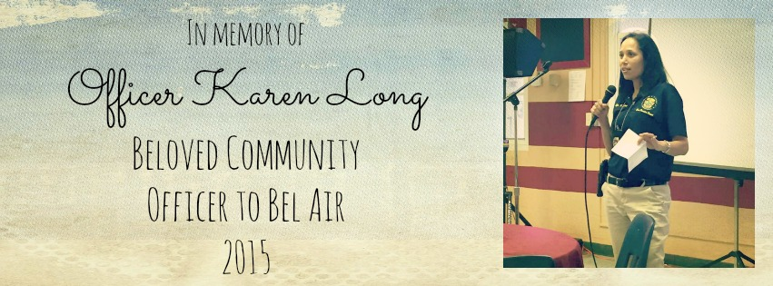 In Memory of Officer Karen Long